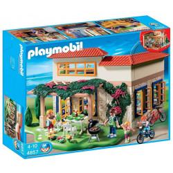 Playmobil 4857 – Family Fun – Wymarzony letni domek