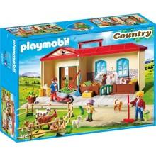 Playmobil Country 4897 - Przenośne gospodarstwo rolne