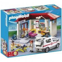 Playmobil 5012 City Life - Pogotowie ratunkowe z karetką