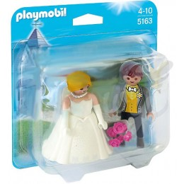 Playmobil Duo Pack 5163 Para Młoda