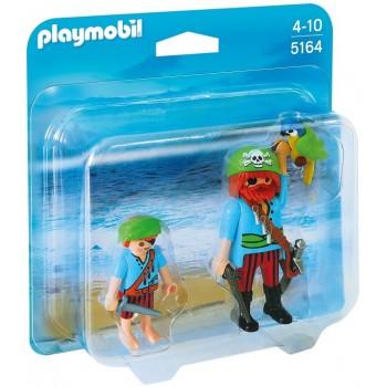 Playmobil Duo Pack 5164 Duży i mały pirat