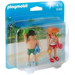 Playmobil Duo Pack 5165 Plażowicze