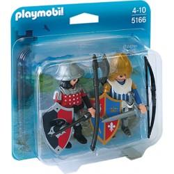 Playmobil Duo Pack 5166 Rycerze