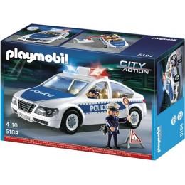 Playmobil 5184 Klocki City Action Radiowóz Policyjny