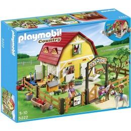 Playmobil Klocki Country 5222 Stadnina Kucyków