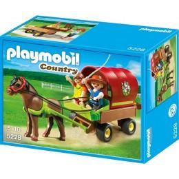 Playmobil 5228 Zaprzęg z kucykiem