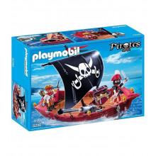 Playmobil 5298 Piraci - Żaglówka Trupiej Czaszki