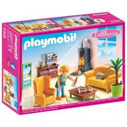 Playmobil 5308 Salon z kominkiem