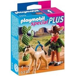 Playmobil 5373 Kowboj ze źrebięciem