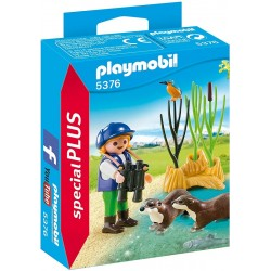 Playmobil Special PLUS 5376 Obserwatorka wydr