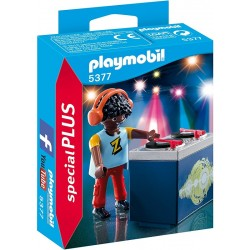 """Playmobil Special PLUS 5377 DJ """"Z"""""""