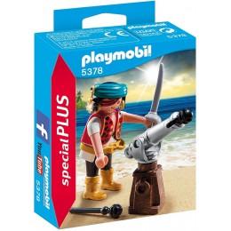Playmobil Special PLUS 5378 Pirat z armatą