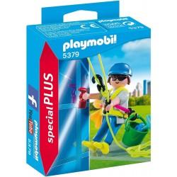 Playmobil Special PLUS 5379 Czyściciel elewacji