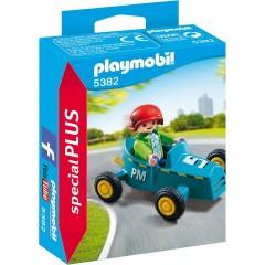Playmobil Special Plus 5382 Chłopiec z gokartem
