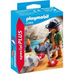 Playmobil Special PLUS 5384 Poszukiwacz minerałów