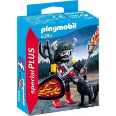 Playmobil 5385 Special PLUS - Wojownik z wilkiem