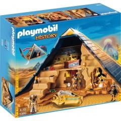 Playmobil 5386 History - Piramida faraona