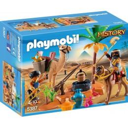 Playmobil 5387 History - Obóz plądrowników grobów