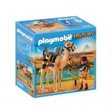 Playmobil 5389 History - Egipski wojownik z wielbłądem