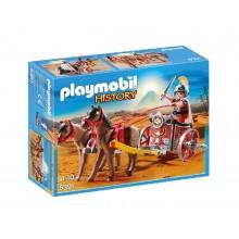Playmobil 5391 History - Rzymski rydwan