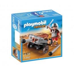 Playmobil 5392 History - Legionista z miotaczem