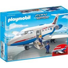 Playmobil 5395 City Action - Samolot pasażerski