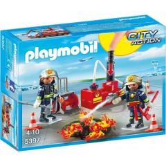 Playmobil 5397 City Action - Straż pożarna z gaśnicą