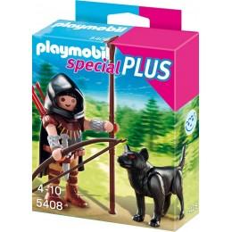 Playmobil Klocki Special Plus 5408 Wilczy Rycerz