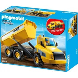 Playmobil 5468 City Action Ogromna wywrotka