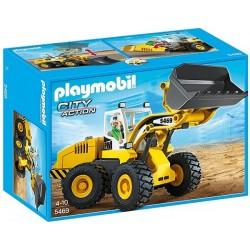 Playmobil City Action 5469 Spychacz kołowy