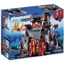 Playmobil Klocki Dragons 5479 Wielki zamek azjatyckiego smoka