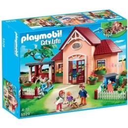 Playmobil 5529 Lecznica dla zwierząt z wybiegami
