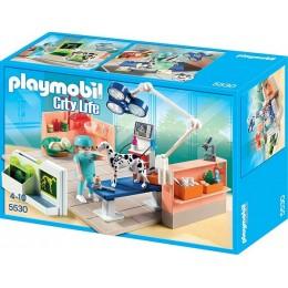 Playmobil Klocki City Life 5530 Weterynaria Sala Operacyjna