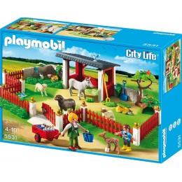 Playmobil Klocki City Life 5531 Weterynaria Stacja Opieki nad Zwierzętami