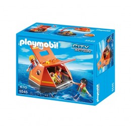 Playmobil City Action 5545 Tratwa ratunkowa