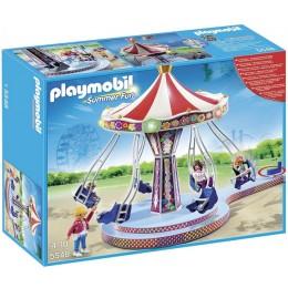 Playmobil Klocki Summer Fun 5548 Karuzela łańcuchowa