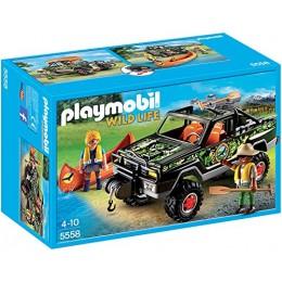 Playmobil Wild Life 5558 Przygoda z samochodem terenowym