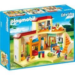 """Playmobil Klocki City Life 5567 Przedszkole """"Promyk Słońca"""""""