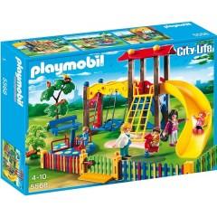 Playmobil Klocki City Life 5568 Plac Zabaw dla Dzieci