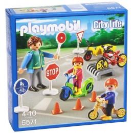 Playmobil 5571 Bezpiecznie w ruchu miejskim