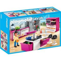 Playmobil Klocki City Life 5582 Nowoczesna Kuchnia