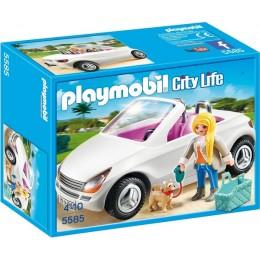 Playmobil Klocki City Life 5585 Kabriolet