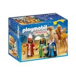 Playmobil Boże Narodzenie 5589 Trzej Królowie