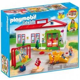 Klocki Playmobil 5606 City Life - Przenośne przedszkole