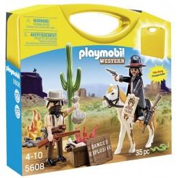 Playmobil 5608 Przenośna walizka Western
