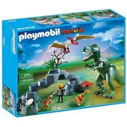 Playmobil 5621 Zestaw - Dinozaury