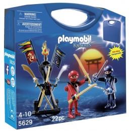 Playmobil 5629 Przenośna walizka - Ninja