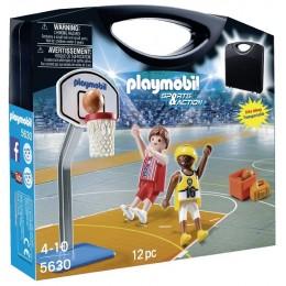 Playmobil 5630 Przenośna walizka Koszykówka