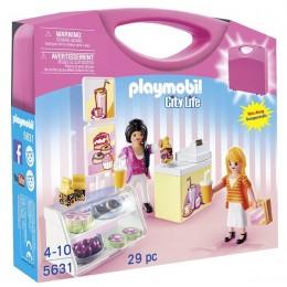 Playmobil 5631 Przenośna walizka - Cukiernia