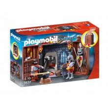 Playmobil Rycerze 5637 Kuźnia rycerska - Play Box